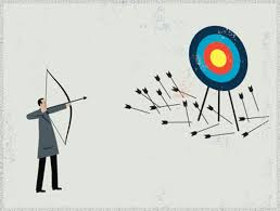 A lot of times your going to miss when you aim for a target. That doesn't mean you quit shooting!